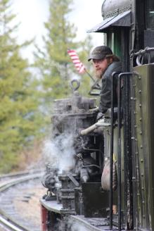 Georgetown Loop Train
