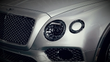 Bentley Bentayga Fornt End