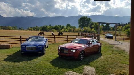 Rolls Royce Sheridan Wyoming